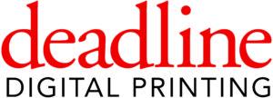 Deadline DP logo PMS485