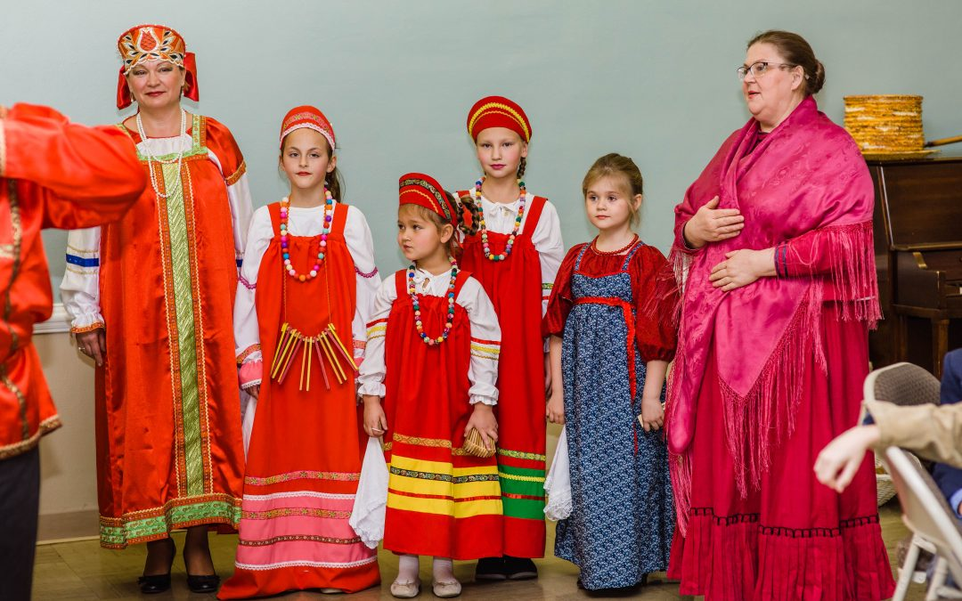 Our Kaliningrad Committee Celebrates Maslenitsa 2017