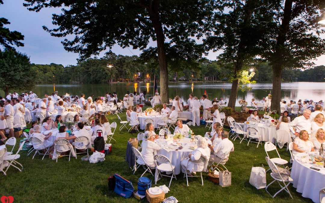 Congratulations on a successful 5th Annual Soiree en Blanc