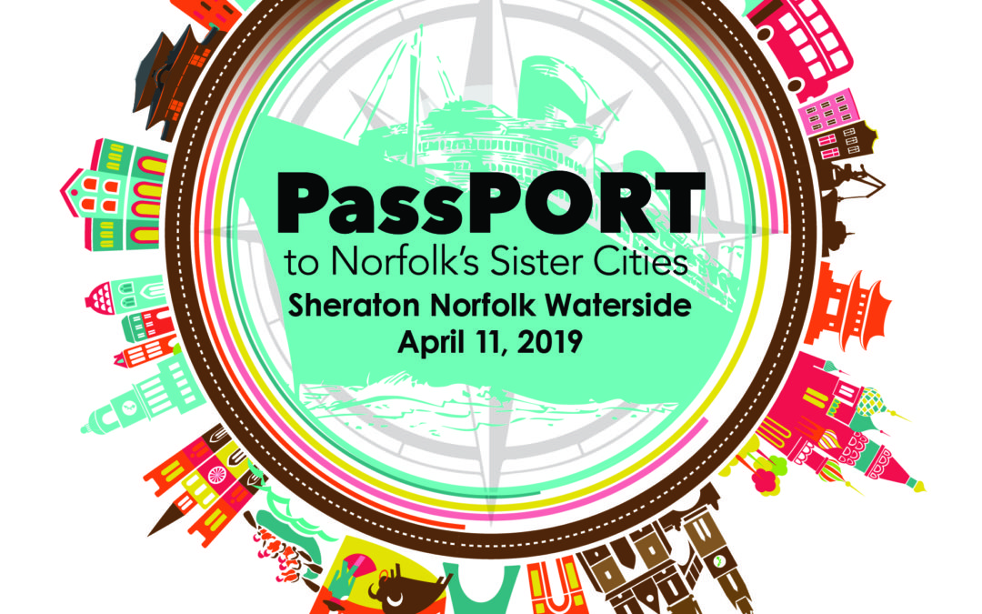 6th Annual PassPORT to Norfolk's Sister Cities
