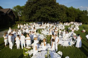 Join us for the 6th annual Soiree en Blanc